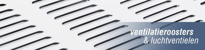 Metalen ventilatieroosters