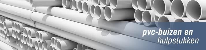 PVC-buizen en hulpstukken