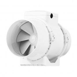 Semi-radiale buisventilator met twee snelheden (TT-serie)