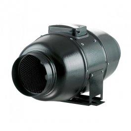 Extra stille semi-radiale buisventilator met twee snelheden (TT-SILENT-serie)