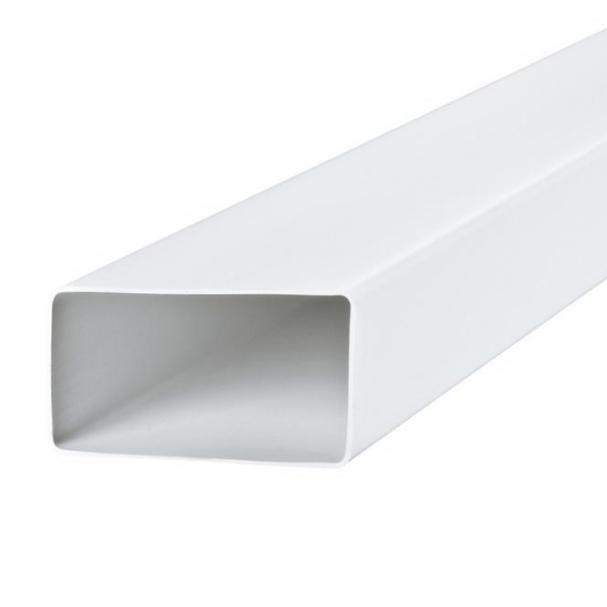 Platte PVC-buis
