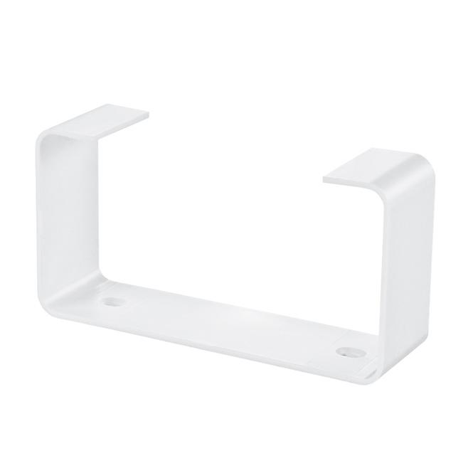 Montagebeugel voor platte PVC-buis