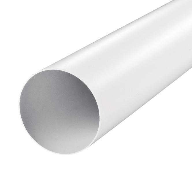 PVC-ventilatiebuis