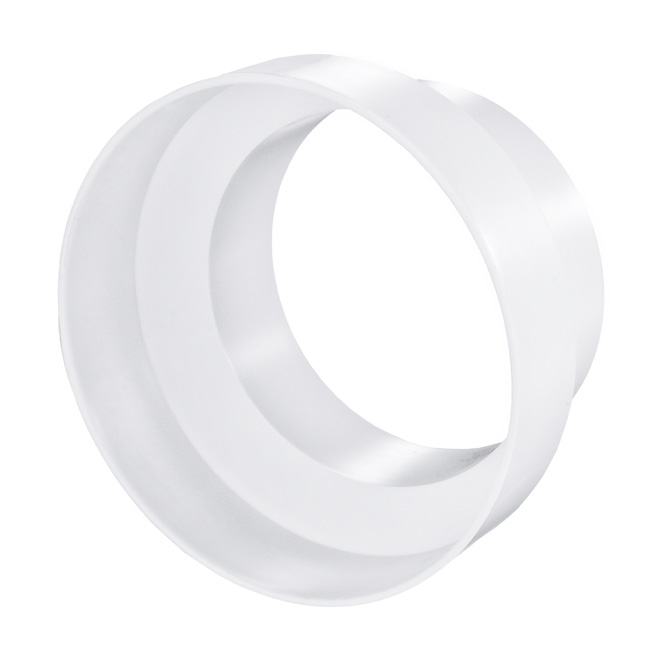 PVC-verloopstuk rond