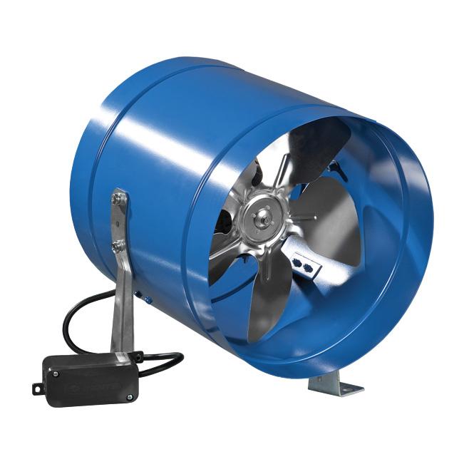 Axiale buisventilator (VKOM-serie)