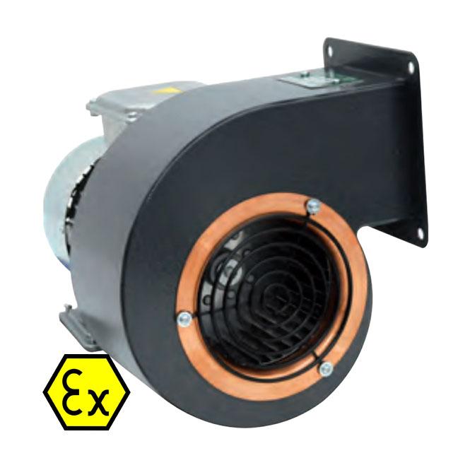 Tegen ontploffing beschermde radiale ventilator (C-serie)