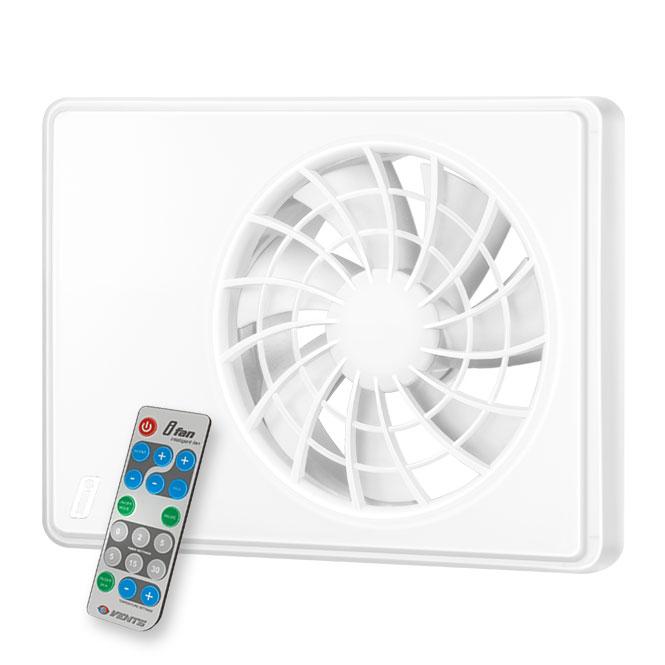 intelligente woonkamer en badkamer ventilator  Ventilatoren Expert nl
